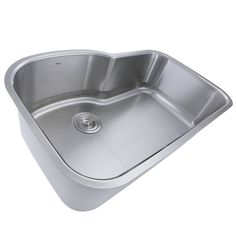 "Single Bowl Oblong Stainless Steel 31.5"" x 20.5"" Undermount Kitchen Sink"
