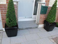 Garden Pots and Planters Garden Pots, Garden Landscaping, Planter Pots, Landscapes, Patio, Outdoor Decor, Home Decor, Front Yard Landscaping, Paisajes