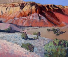 Landscape Pastels | Drawing The Motmot Artist Debby Kaspari
