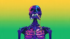 Zeds Dead x Twin Shadow - Lost You by Andrew Archer, via Behance