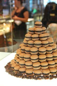 Sprungli Luxemburgerli (Zurich, Switzerland)...such yummy little treats!
