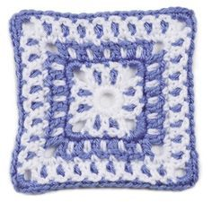 "April, part of Crochet's FREE Afghan Block of the Month. Get the download here: http://www.crochetmagazine.com/crochet_block.php?id=2  ""Like"" the Crochet Facebook page so you don't miss a single monthly installment: https://www.facebook.com/CrochetMagazine"