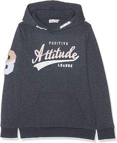 sehr zufrieden  Bekleidung, Mädchen, Sweatshirts & Kapuzenpullover, Kapuzenpullover Sweatshirts, Hoodies, Names, Sweaters, Fashion, Hoodie, Clothing, Kids, Moda