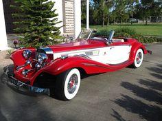 1936 Replica/Kit Makes 540K Special Roadster | eBay