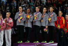 S/O to #TeamUSA Fab Five for winning the gold, yesterday!!!!! Let's keep it going!!