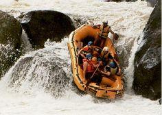 White water rafting. eeeeeks!!!