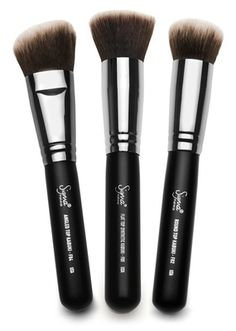 Sigma Makeup Synthetic Face Kit THE PERFECT BRUSHES TO HAVE!