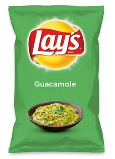 Wouldn't Guacamole be yummy as a chip? Lay's Do Us A Flavor is back, and the search is on for the yummiest flavor idea. Create a flavor, choose a chip and you could win $1 million! https://www.dousaflavor.com See Rules.