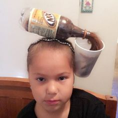 Today Was Crazy Hair Day At My Lil Cousins School. ~ Memes curates only the best funny online content. The Ultimate cure to boredom with a daily fix of haha, hehe and jaja's.