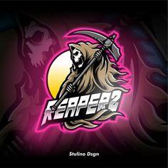 Game Logo Design, Esports Logo, Kings Game, Skull Logo, Cartoon Games, Cool Logo, Face Art, Creative Art, Studio