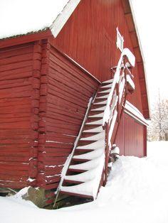 Vanhat portaat - Korvenkylä, Etelä-Karjala, Suomi
