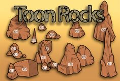 Toon Rocks has just been added to GameDev Market! Check it out: http://ift.tt/1Ykmgkx #gamedev #indiedev