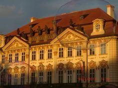 Prague within balloons ..