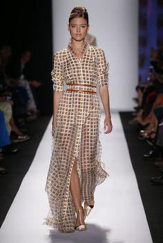 Carolina Herrera s/s 2014 RTW - http://www.sewingavenue.com/