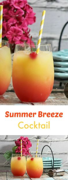 Summer Breeze Cocktail