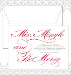Custom Order 34 Mix Mingle and Be Merry Holiday by SpillingBeans, $51.00