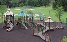 Handicapped Playground Equipment | Accessible Playground Equipment | Handicap & Wheelchair Accessible ...