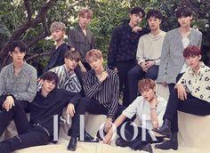 Wanna One center