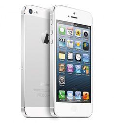 White iPhone 5...my dream come true!!!