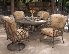 Pride Family Brands' Veranda Outdoor Living Cushion Dining