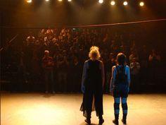 """O Centro Cultural de Cidade Tiradentes, na zona leste, recebe a Cia Arlequins com o espetáculo """"Geração AI-5 – Os Filhos da Dita"""". A entrada é Catraca Livre."""