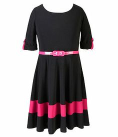 Available at Dillards.com #Dillards this is so cute. and looks like it goes below my knees so it will be modest!