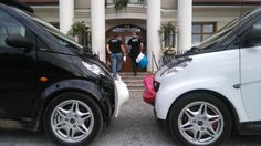 SMART LINE Zwariowane Wesela Auta do ślubu WeddingCar SmartCar FunnyCar Samochód na wesele Smarty do ślubu www.smart-line.pl Crazy Wedding, Wedding Car, Smart Car, Funny, Funny Parenting, Hilarious, Fun, Humor
