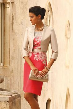 Linea Raffaelli mother of the bride and groom outfit SET 152