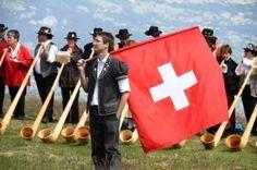 Herrliche alpenländische Musik in traumhafter Umgebung. Foto: Etienne Bornet, Nendaz