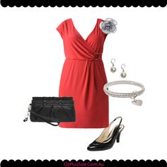 Every girl I know has debated about what to wear to a wedding.    In most cases a simple LBD  (Little Black Dress) is perfect, but at other times you feel like you may want something else, perhaps a splash of colour.   ozplussize.com.au