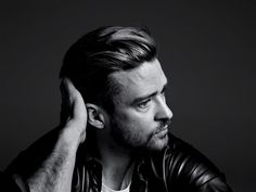 Justin Timberlake by Hedi Slimane for T Style