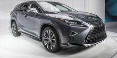 2018 Lexus RX L Enlarged For Big Families - https://carsintrend.com/2018-lexus-rx-l/