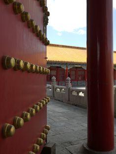 Forbidden City - Beijing. March 2012