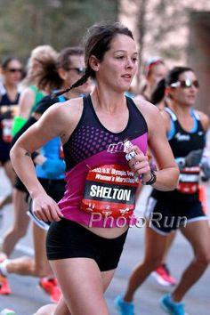 Jenn Shelton, 2012 US Olympic Marathon Trials