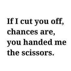 #cuttingties