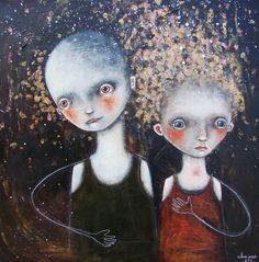 The haunting Aline Ivars  :)