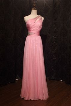 LP7556 Karma Long Formal Prom Dress Prom gown Formal Evening Party Bridesmaids Dress Pink Size 6 - Karmabridal.com