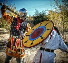 Late roman combat