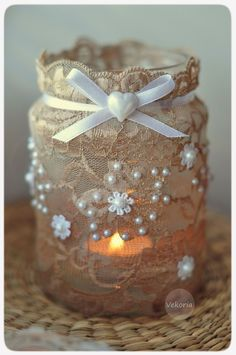 Christmas Crafts With Mason Jars Decor Mason Jar Projects, Mason Jar Crafts, Mason Jars, Diy Projects, Pot Mason Diy, Crafts To Make, Diy Crafts, Sewing Crafts, Jar Art