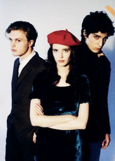 Eva Green with Louis Garrel and Michael Pitt | 'The Dreamers'