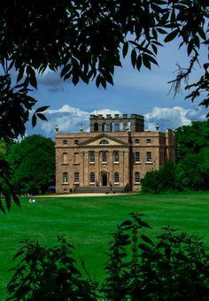 "artsinmyheart: "" Kings Weston House, Bristol, England """