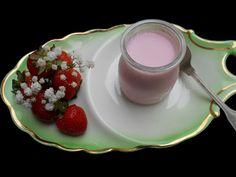 Coisas simples são a receita ...: Iogurtes de gelatina sem açúcar