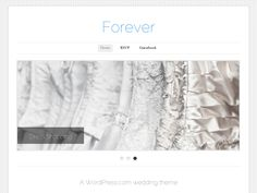 Forever — Free WordPress Themes