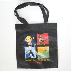 2013/2014/2015 - CALF Tote Bags - William Joyce #Abilene #AbileneTX #StorybookCapitalofTexas