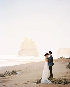 The Great Ocean Road . #film #victoria #12apostles #twelveapostles #contax645 #portra400 #greatoceanroad #elope #elopement #destinationwedding #destinationweddingphotographer #melbournewedding #filmphotographer #travel #explore #adventure by katiegrantphoto
