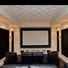 G.E. Home - Theatre Room
