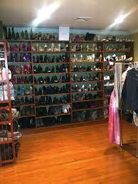 JWoww's closet omg I'm jealous!