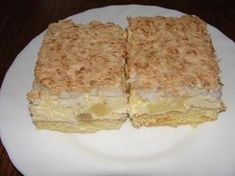 Ciasto kokosowo ananasowe Krispie Treats, Rice Krispies, Polish Recipes, Polish Food, Sweets Cake, Vanilla Cake, Baking, Cakes, Kuchen