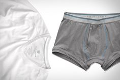 Mack Weldon Underwear | via @uncrate. You'd be surprised just how dirty you'll be getting during the #zombie apocalypse. You should dress accordingly and for all environments.