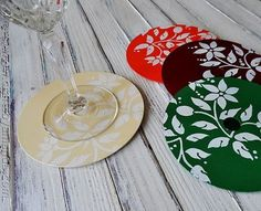 12 Great DIY Ideas To Use Your Old CDs - Coasters